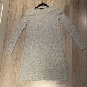 soft long sleeve wilfred casual dress